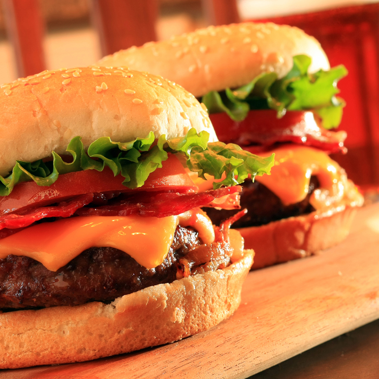 Grinders & Triple Cheeseburgers